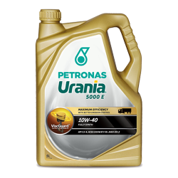 Petronas Olie