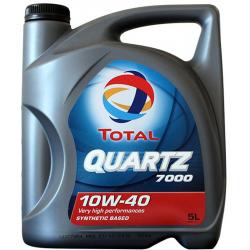 Total Quartz Olie
